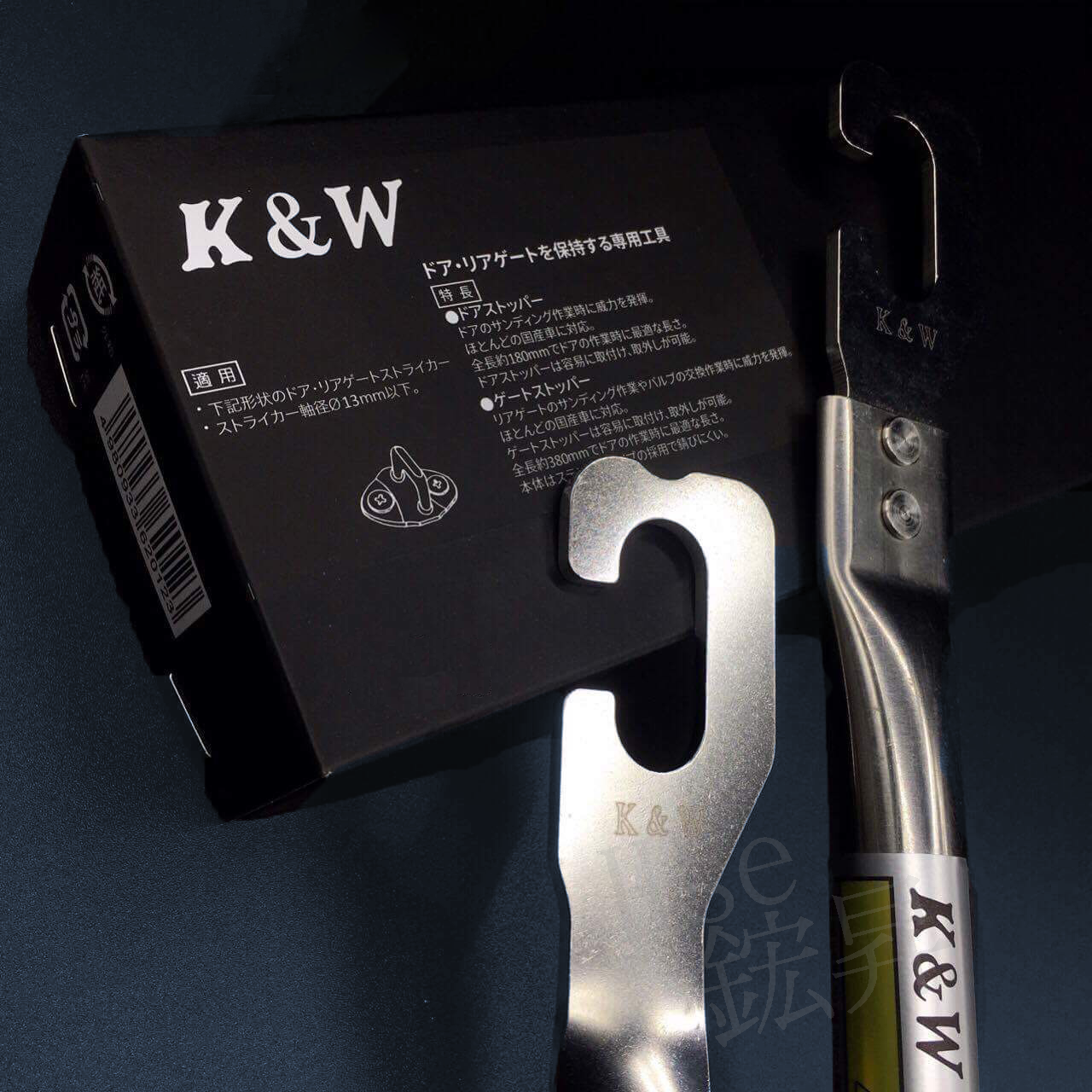 K&W 支撐桿 尾箱、門邊 好施工 好鍍膜 好上蠟 非G58 汽車蠟 鯊魚蠟 W-42 美克拉 3M M蠟