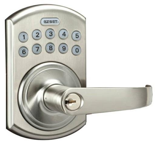 鋐昇電商 電子鎖 EZSET 東隆電子鎖 PTRS0S00 電子式按鍵密碼扳手鎖 密碼鎖 按鍵鎖 水平鎖 電子鎖