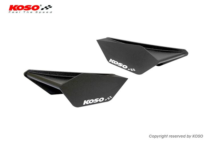 鋐昇電商 KOSO破風定風翼 新勁戰四代 BWSR S-MAX 雷霆S RACING S 雷霆王RACING KING