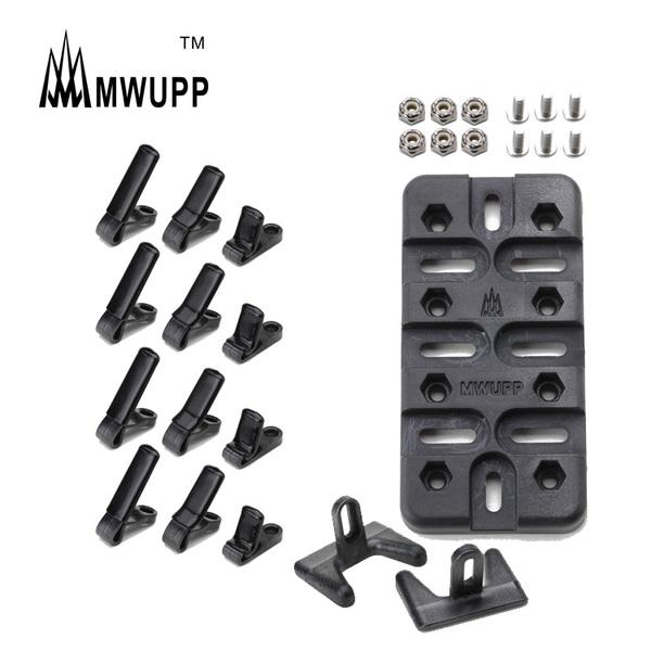 MWUPP 五匹 面板套組 手機導航 支架 單售配件 車架 (非RAM) 機車 重車 重機