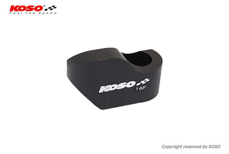 鋐昇電商 KOSO X1 快拆手機固定架用-鋁合金轉向座 五匹 RAM