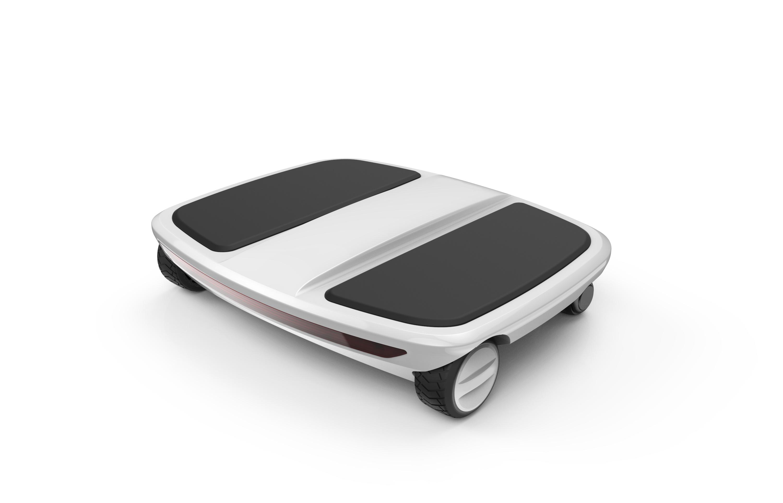 walk car電動筆記本車、電動車、體感車『可連接智能APP;體型超輕巧好攜帶』