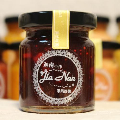 蔓越莓蘋果手工果醬(小) - 迦南手作工坊