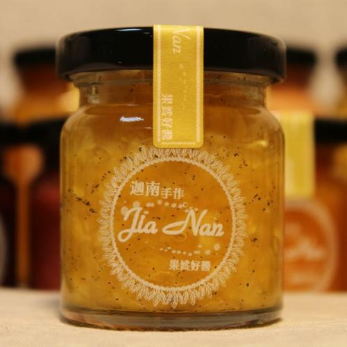 香草鳳梨手工果醬(小) - 迦南手作工坊
