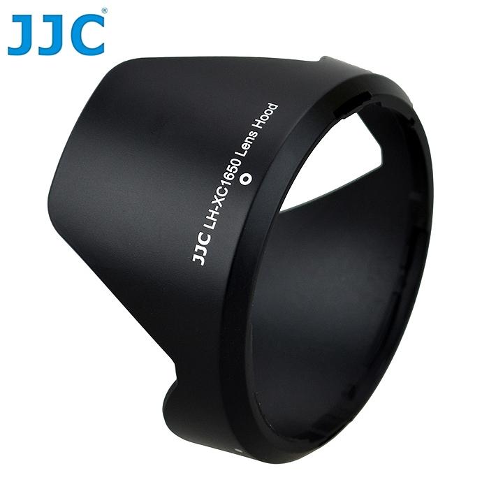 又敗家@JJC富士副廠Fujifilm XC 16-50mm F3.5-5.6 OIS / II代可反扣倒裝XC-1650相容原廠Fujifilm遮光罩FUJINON遮罩XC1650太陽罩XC遮陽罩1:3.5-5.6 F/3.5-5.6蓮花型遮光罩花瓣型遮光罩lens hood