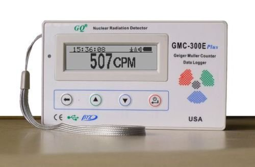 GMC-300 攜帶型輻射偵測器 輻射(放射線)偵測器 放射性核輻射偵測器掌上型Radiation Geiger Det