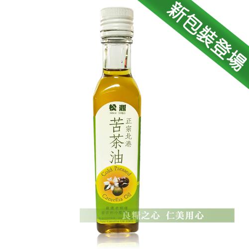 松鼎 正宗北港100%苦茶油(250ml)x1