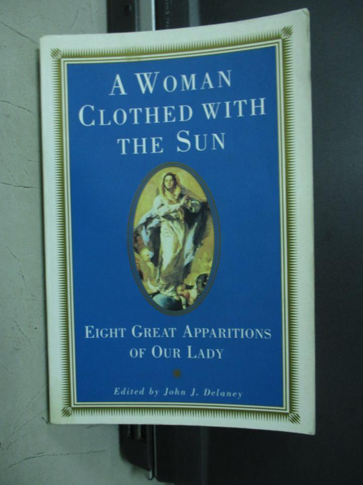 【書寶二手書T8/宗教_NOR】A Woman clothed with the sun_1960
