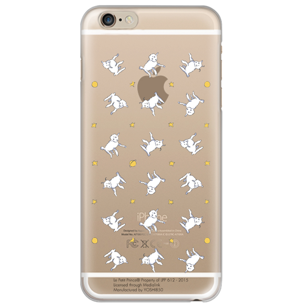 【YOSHI 850】小王子授權系列【綿羊】TPU手機保護殼/手機殼《 iPhone/Samsung/HTC/LG/ASUS/Sony/小米/OPPO 》