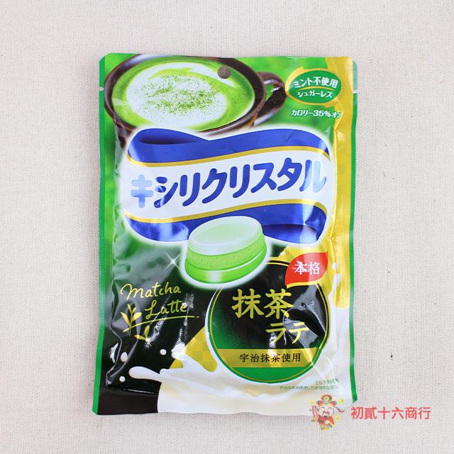 【0216零食會社】日本三星三層喉糖抹茶薄荷糖59g