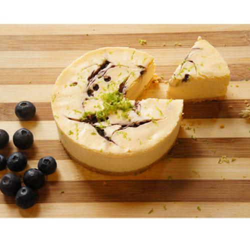 藍莓香檸起司蛋糕 / 4吋