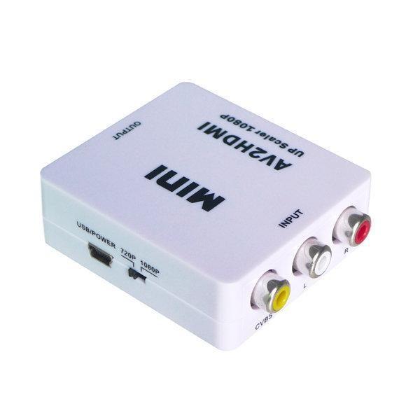[NOVA成功3C]HDMI-107 AV轉HDMI轉換器