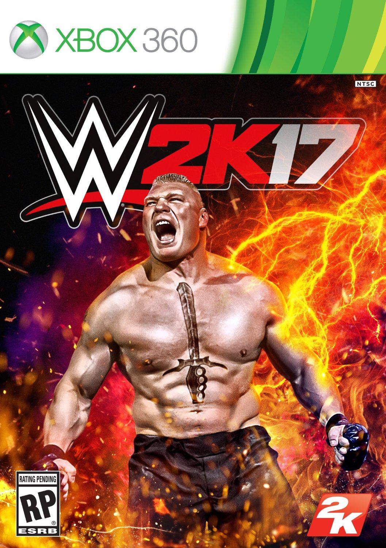 預購中 10月11日發售 英文版 [輔導級]  XBOX ONE WWE 2K17