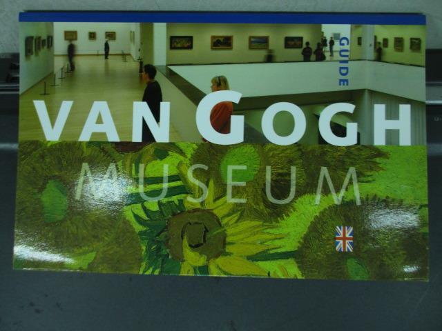 【書寶二手書T5/藝術_QLI】Van Gogh Museum