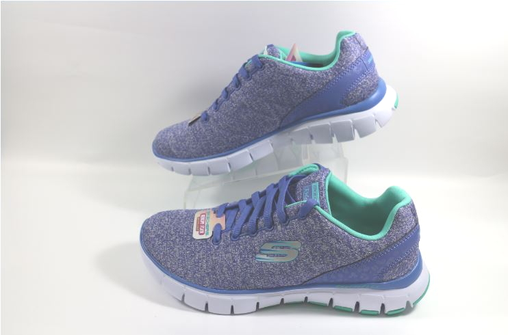 [陽光樂活] SKECHERS 女健走鞋 休閒鞋  Memory Foam  Relaxed Fit GEL INFUSED--12134PERI