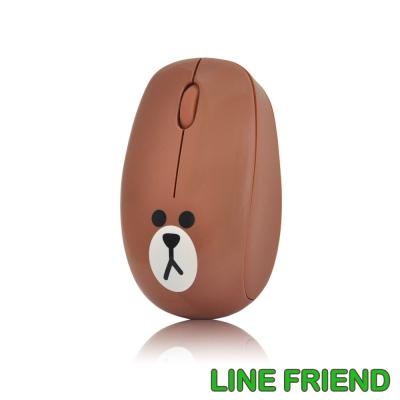 LINE FRIENDS  熊大 無線滑鼠 (MA06)