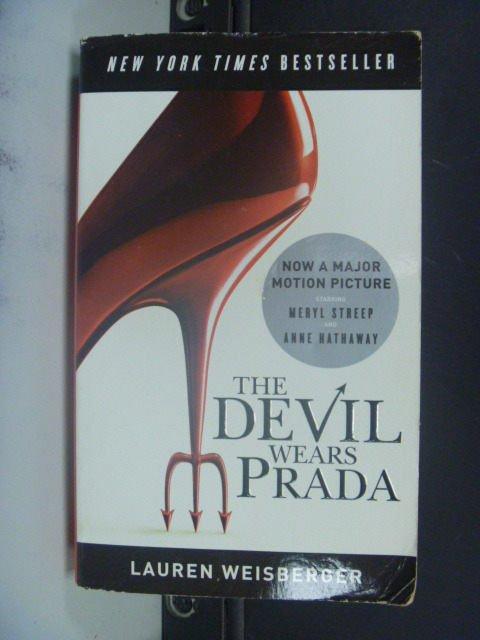 【書寶二手書T9/一般小說_JEV】The Devil Wears Prada_Lauren