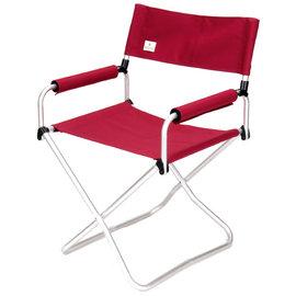 Snow Peak LV-070RD 折疊椅-寬版紅