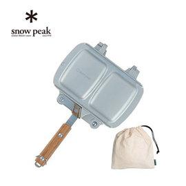 Snow Peak 折疊式三明治烤盤 GR-009