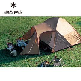 Amenity Dome SDE-001 五人家庭帳篷組-高防水家庭帳棚