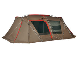 Snow Peak TP-671   4-5人豪華客廳帳篷