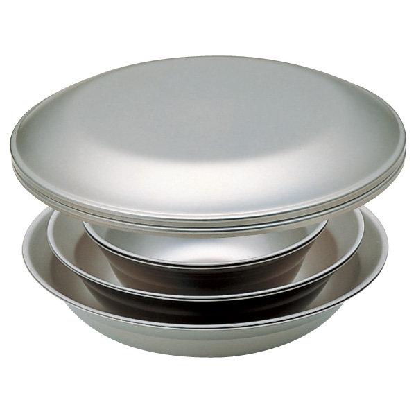 Snow Peak  SP不鏽鋼餐盤組-2人四件組 TW-021D