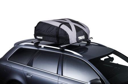 Thule Ranger 90都樂摺疊式車頂行李箱/軟式行李包