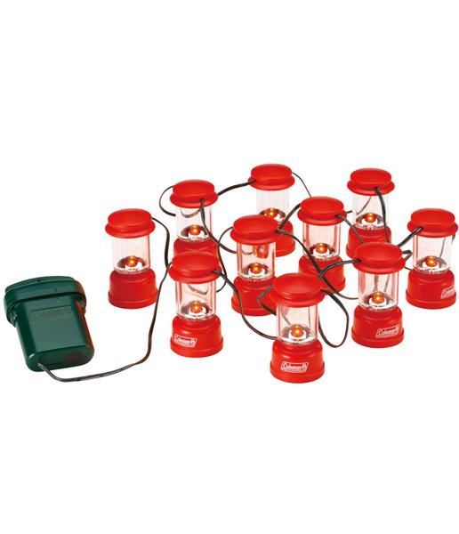 【露營趣】中和 美國 Coleman LED串燈 露營燈 電子燈 聖誕掛飾 串燈 CM-9359