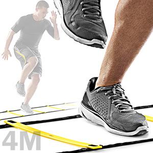 QUICK LADDER靈敏步伐梯4M敏捷梯(跳格步梯速度梯繩梯能量梯.田徑跑步足球訓練梯子.運動健身器材.推薦哪裡買)C109-51214
