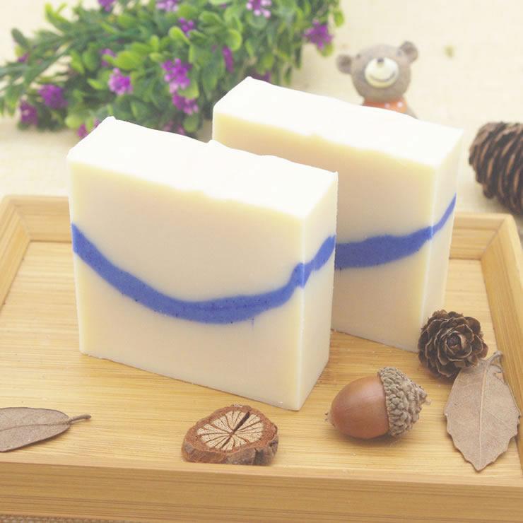 群青核桃油手工皂-95g