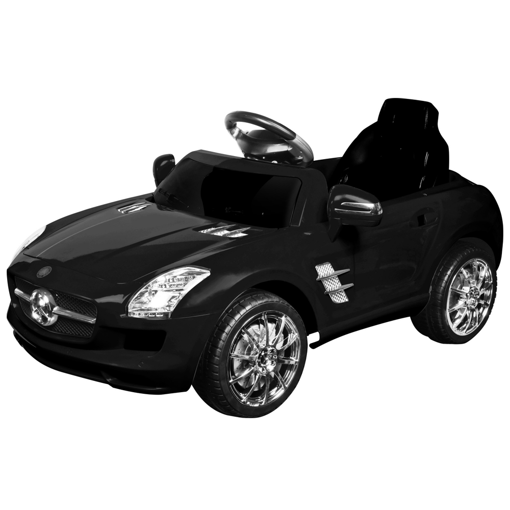 寶貝樂 賓士附遙控兒童電動車-貴族黑(BTRT7997AN)