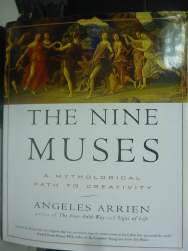 【書寶二手書T2/宗教_ZEA】The Nine Muses: A Mythological Path to Creat