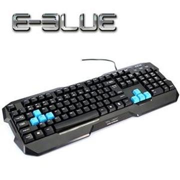E-Blue 基礎型電競鍵盤 (EKM075BK)