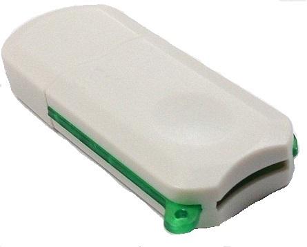 V39 USB 3.0 單槽讀卡機