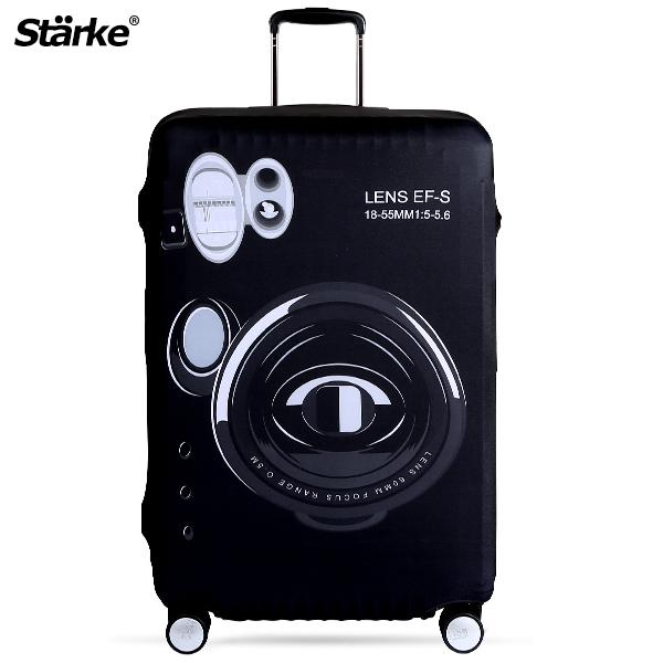 E&J【010001-07】Benga 高彈性行李箱套 - 旅遊相機;適用26-29吋/防塵套/防刮/行李箱保護套