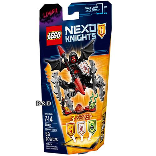樂高積木LEGO《 LT70335 》Nexo Knights 未來騎士系列 - 終極炎魔麗亞