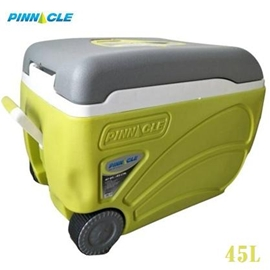[ PROXON ] 45L拉桿冰桶 綠色 / 四日鮮 冰箱 非Coleman IGLOO / TPX-6003