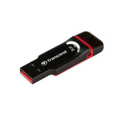 *╯新風尚潮流╭*創見 8G 8GB JF340 microUSB OTG手機電腦兩用隨身碟 TS8GJF340