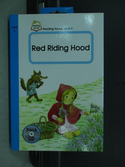 【書寶二手書T1/語言學習_MBD】Red Riding Hood_附光碟