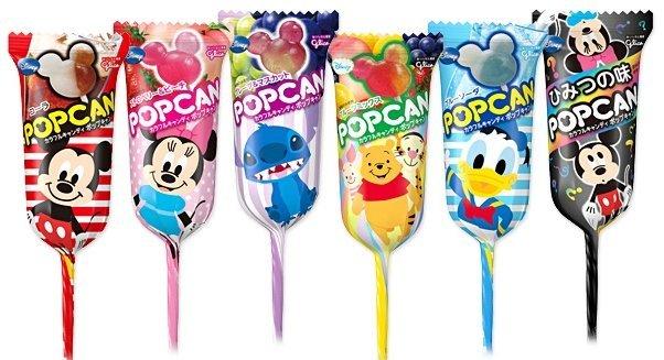 日本固力果迪士尼棒棒糖 9.5g/支☆不挑款☆ ♦ 樂荳城  ♦