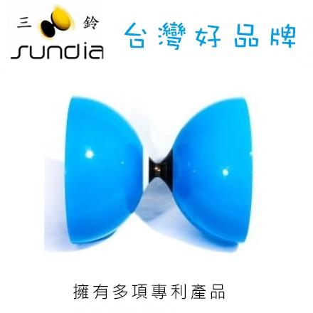 SUNDIA 三鈴 長軸培鈴系列 Fly.1B.I飛漾靛 / 個