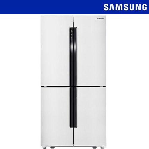 Samsung 三星 RF905VELAWZ/TW 901L 三循環多門旗艦系列 (簡約時尚白) 回函活動12/1-2/1贈三星手持無線吸塵器