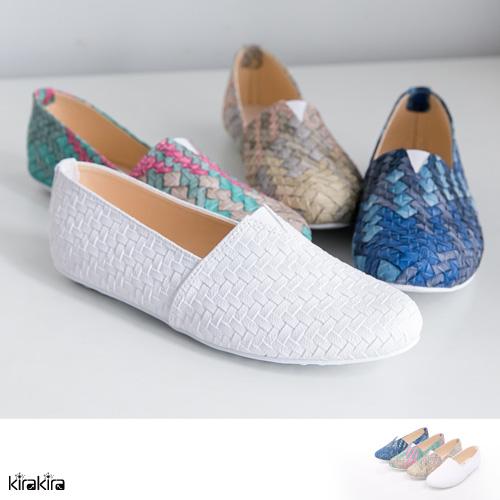 休閒鞋 SALE 經典 MIT編織懶人鞋-4【011600029】-預購