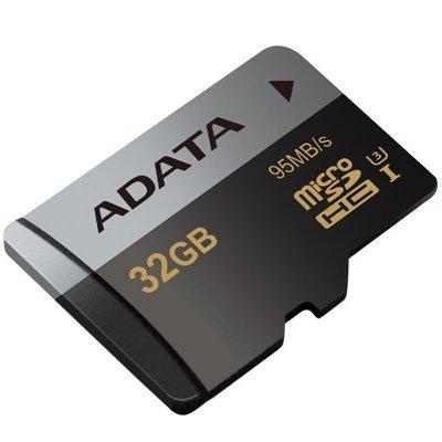 *╯新風尚潮流╭* 威剛記憶卡 microSDHC 32G-B C10 U3 AUSDH32GUI3CL10-RA1