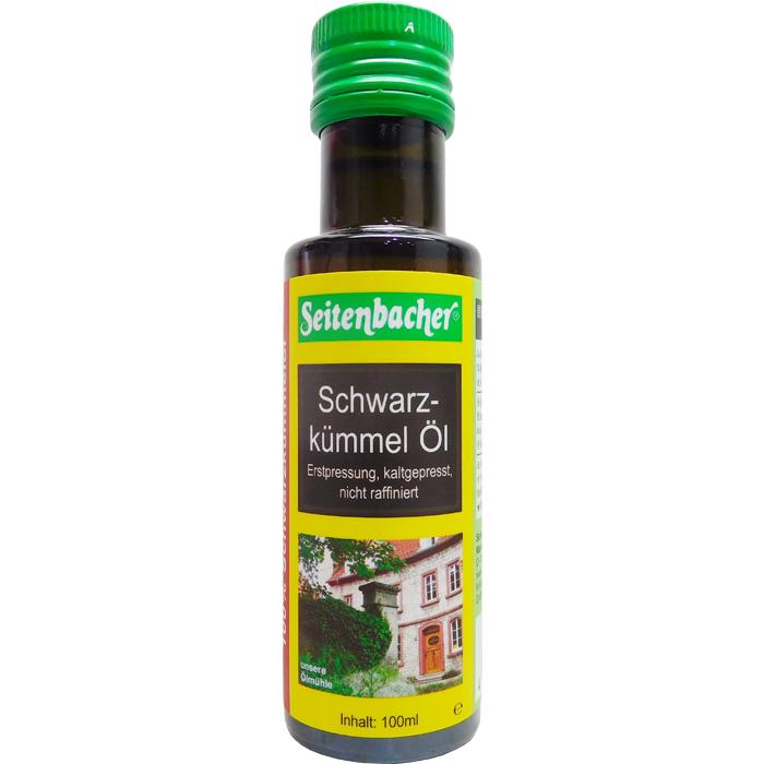Seitenbacher-德國黑種草油 100ml/瓶