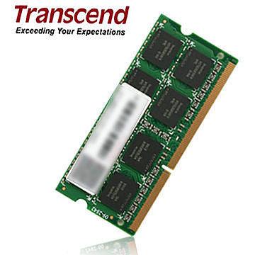 *╯新風尚潮流╭*創見筆記型 1G DDR2-800 公司貨 終身保固 TS128MSQ64V8U