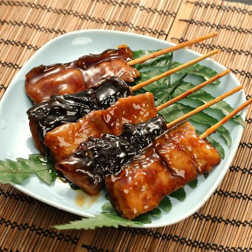 蒲燒鰻魚串5串入~照燒醬調味,加熱就可以吃囉! ★優食網海鮮肉品專家