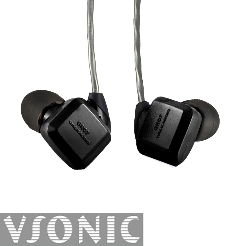 志達電子 GR07X VSonic 旗艦2.5平衡耳道式耳機 支援Astell & Kern AK70 N5