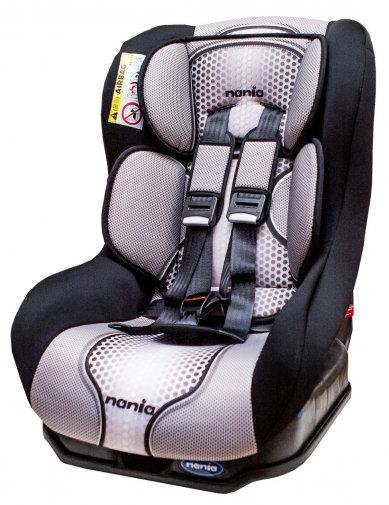 『121婦嬰用品』NANIA 納尼亞 0-4歲安全汽座-黑色(安全座椅)FB00292