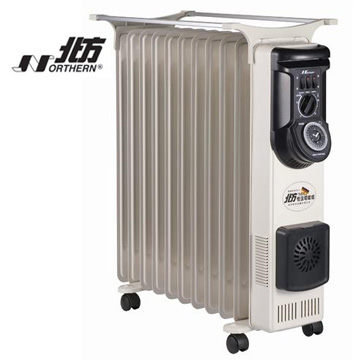 NORTHERN北方 11葉片式陶瓷恆溫電暖爐/電暖器/暖手器/暖暖包 NP-11ZL/NP-11L